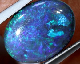 N2 - 3.42CTS QUALITY   BLACK OPAL POLISHED STONE INV-946