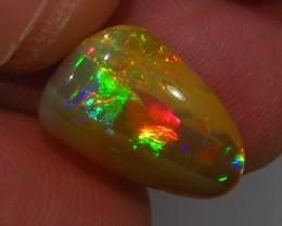 Brilliant! Ethiopian Welo Polished Opal AAA 4.7cts #612