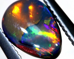 N1-1.50  CTS QUALITY BLACK SOLID OPAL L.RIDGE INV-951