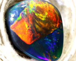 N2-2.40  CTS QUALITY BLACK SOLID OPAL L.RIDGE INV-951