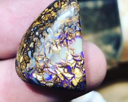 NO RESERVE Koroit boulder opal