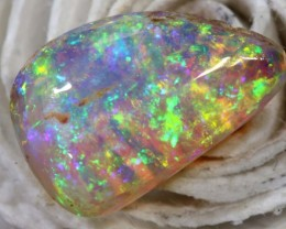 1.65CTS BOULDER PIPE OPAL POLISHED CUT STONE TBO-8372