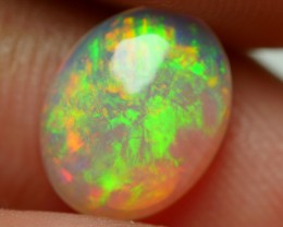 1.40 CRT BRILLIANT CRYSTAL CLEAR BROADFLASH PATTERN PLAY COLOR WELO OPAL