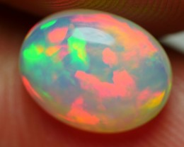 1.50 CRT BEAUTYFUL NEON PUZZLE PATTERN PLAY MULTICOLOR WELO OPAL