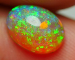1.50 CRT BRILLIANT GALAXY METALLIX MULTICOLOR PIN FIRE WELO OPAL