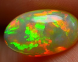 1.45 CRT GORGEOUS PRISM RAINBOW PUZZLE PATTERN PLAY COLOR WELO OPAL