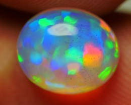 1.45 CRT LOVELY CRYSTAL CLEAR NEON PUZZLE PATTERN PLAY MULTICOLOR WELO OPAL