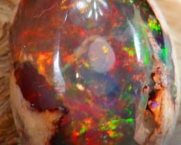 5.5ct Natural Mexican Matrix Cantera Fire Opal