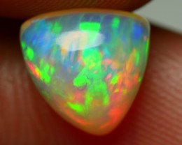 1.95 CRT BRILLIANT RAINBOW RIBBON PATTERN PLAY MULTICOLOR WELO OPAL