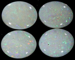 5.66 CTS WHITE FIRE OPAL PARCEL CALIBRATED[C26]