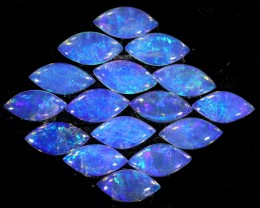 3.85 CTS CRYSTAL OPAL PARCEL CALIBRATED [C28]