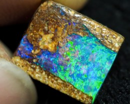2.90 cts Boulder Pipe Crystal Opal P33