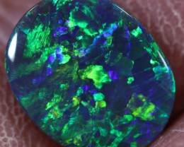 1.70CTSSUPER BRIGHT BLACK  OPAL [B3]