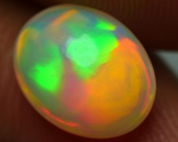 1.80 CRT BEAUTY ROLLING FLASH NEON PATTERN PLAY COLOR WELO OPAL