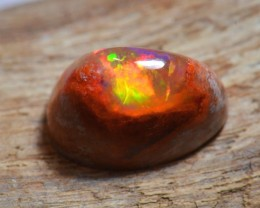 6cts Mexican Cantera Matrix Fiery Opal