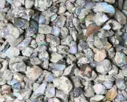 500 Grams Welo Ethiopia Opal Rough Parcel.