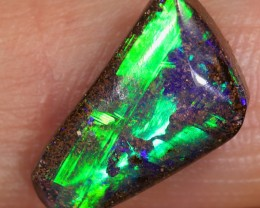 4.9ct 15.3x9.6mm Queensland Boulder Opal  [LOB-1562]