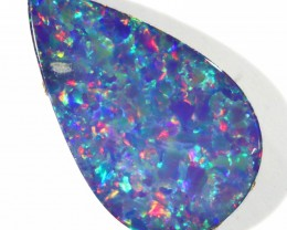 2.69CTS   OPAL DOUBLET GREAT COLOUR PLAY S228