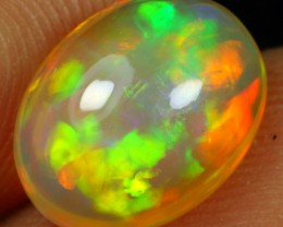3.15cts Strong & Sparkling Neon Fire Ethiopian Opal