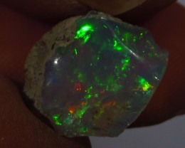 Brilliant! Ethiopian Welo Rough Opal collection AAA 3pcs 18.5 TCW #634