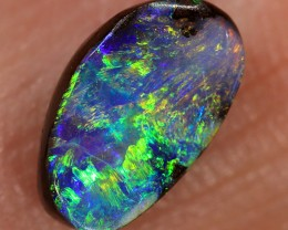 1.9ct 9x5.5mm Queensland Boulder Opal  [LOB-1610]
