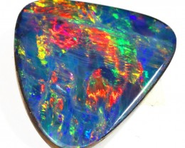 6.02CTS   OPAL DOUBLET GREAT COLOUR PLAY S268