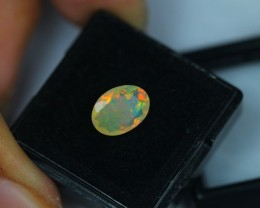 1.36Ct Natural Ethiopian Welo Faceted Opal Lot K19