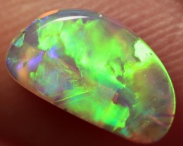 Lightning Ridge Solid Crystal Opal Stone 0.76 ct