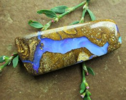 "42cts, ""BOULDER OPAL~BEEN MINNING AGAIN"""