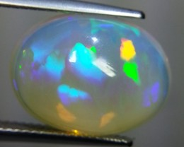 "9.45 ct "" IGI Certified "" - Natural Ethiopian Opal"