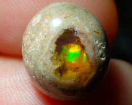 7.46ct Mexican Matrix Cantera Multicoloured Fire Opal