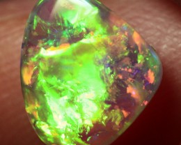 Lightning Ridge Solid Crystal Opal Stone 1.27ct