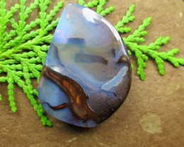 """74cts, """"BOULDER OPAL~FROM OUR MINES"""""""