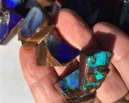 Took extra pictures out in sun light with iPhone. Generally the blue  color is more electric blue than the images