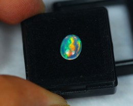 1.02Ct Natural Ethiopian Welo Opal Lot K72