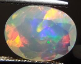 "2.04 ct "" IGI Certified "" - Natural Ethiopian Opal"