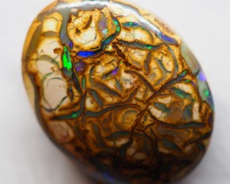 8.15CT GEM MATRIX YOWAH OPAL WITH AMAZING PATTERN OI399