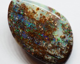 10.05CT GEM MATRIX YOWAH OPAL WITH AMAZING PATTERN OI401