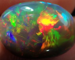 6.45 BRILLIANT ETHIOPIAN NATURAL OPAL TOP QUALITY