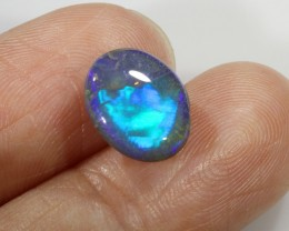 2.30Cts TREATED Black Opal SU1435