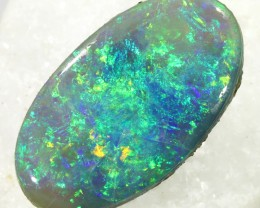 10.70Cts TREATED Black Opal SU1438