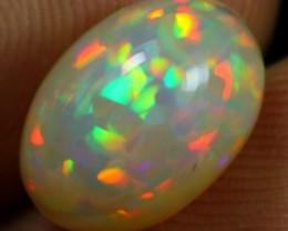 2.95cts Elegant Floral Patchwork Ethiopian Opal