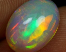 WHOLESALE - 2.95cts Brush Fire Pattern Ethiopian Opal
