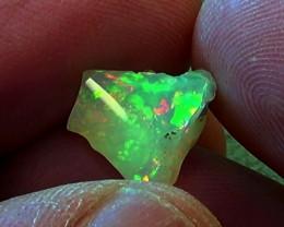 3.65 cts Ethiopian Welo CHAFF opal N7 4,5/5