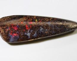 3.22 CARATS Koroit Boulder Opal Cut Stone ANO 547