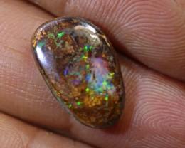 5.14 CARATS Koroit Boulder Opal Cut Stone ANO 557