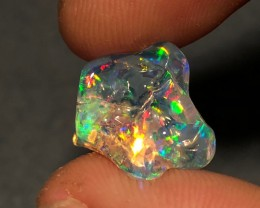 Brilliant Mexican 6.8ct Crystal  Opal (OM)