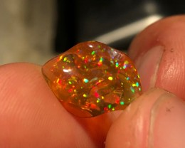 Supreme Mexican 3.9ct Crystal Opal (OM)