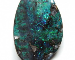 12.89ct Queensland Boulder Opal Stone