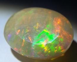 2.04 ct - Natural Ethiopian - Oval Cut - Fire Opal